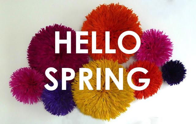 Hello Dutch Spring!