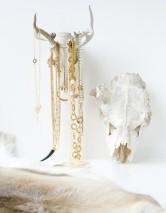 Jewelry skull