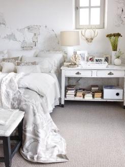Zara Home White Brocante