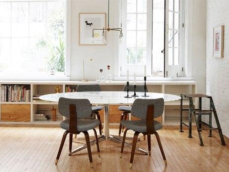 Danish living room