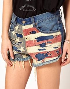 USA shorts Denim Supply
