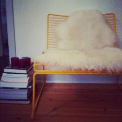 Hay hee chair