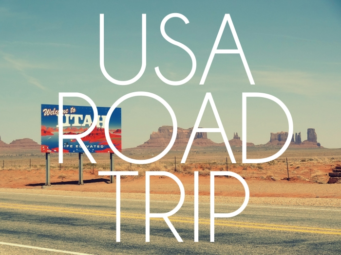 USA roadtrip