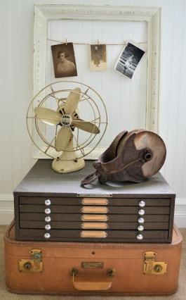 vintage cabinets
