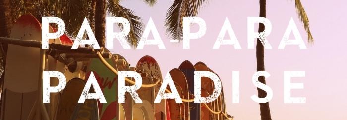 Paradise - kopie