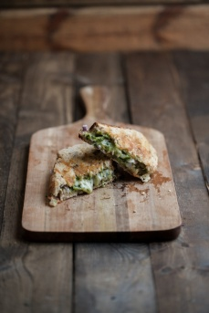 Taleggio sandwich